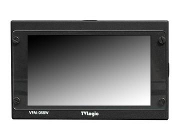 """Rent: 5.5"""" TV LOGIC VFM-058 MONITOR KIT"""