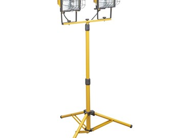 Rent: 1000-Watt Adjustable Work Light