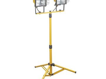 Rent: 1000-Watt Adjustable Work Light