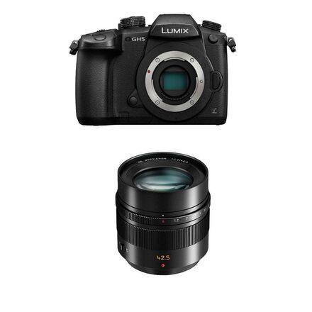 GH5 KIT with Leica 42.5 Lens