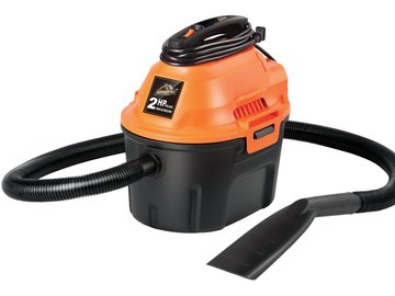 Rent: 2.5 Gallon Wet/Dry Vacuum