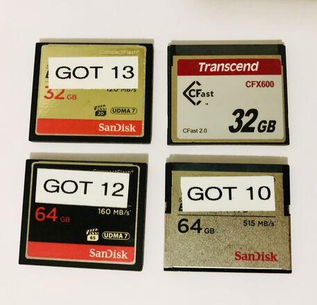 SanDisk 64GB Extreme PRO SDXC UHS-I Memory Card