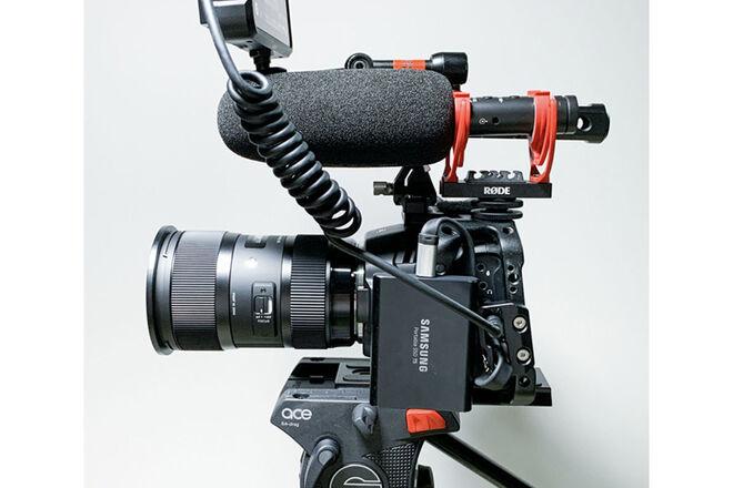Blackmagic Pocket Cinema Camera - BMPCC 6K PRODUCTION PKG