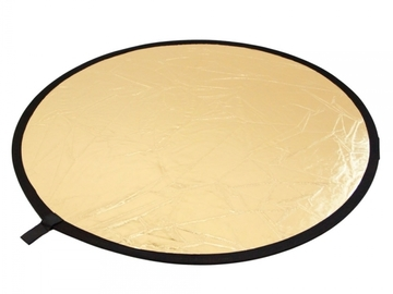 Rent: 110cm gold reflector