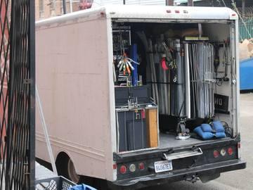 Rent: 2-Ton G&E Combo truck