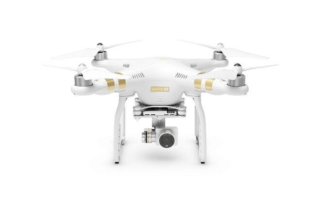 DJI Phantom 3 4K Quadcopter Drone