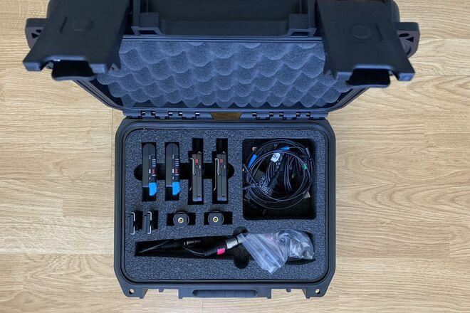 Sennheiser AVX-MKE2 SET Digital Wireless kit