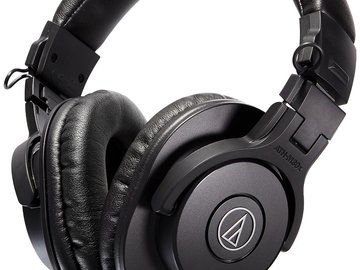 Rent: Professional Studio Monitor Headphones