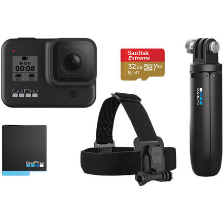 GoPro HERO8 Black + Accessories