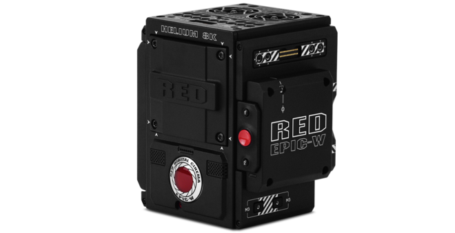 RED Epic-W 8k Cinema Camera Base Package