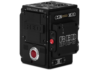 Rent: RED Epic-W 8k Cinema Camera Base Package