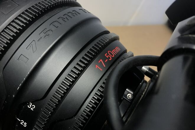 RED 17-50 T/2.9