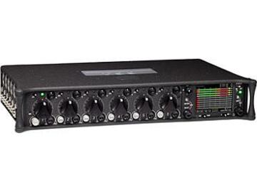 Rent: Sound Devices 664 Six-Channel Portable Production Mixer