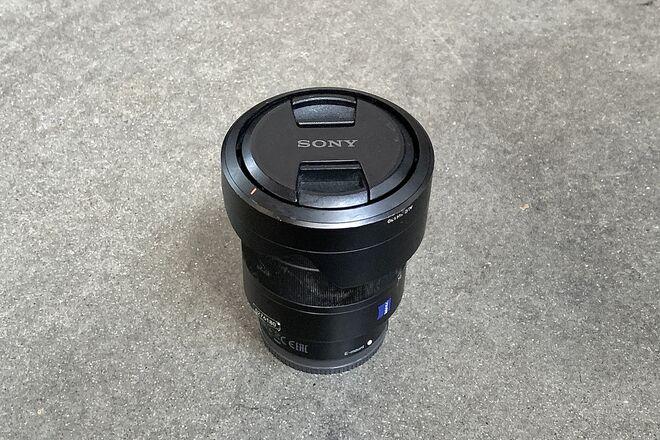 Sony Vario-Tessar T* FE 24-70mm f/4 ZA OSS, Full Frame