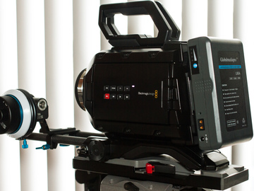 Rent: BlackMagic Ursa Mini 4.6K PL