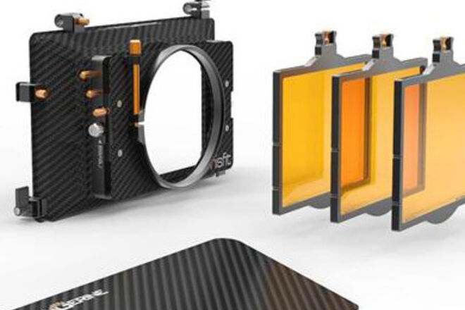 Mattebox and Filters Kit