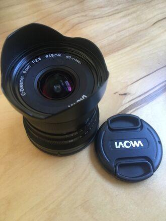 Venus Optics Laowa 9mm f/2.8 Zero-D Lens for Sony E-mount