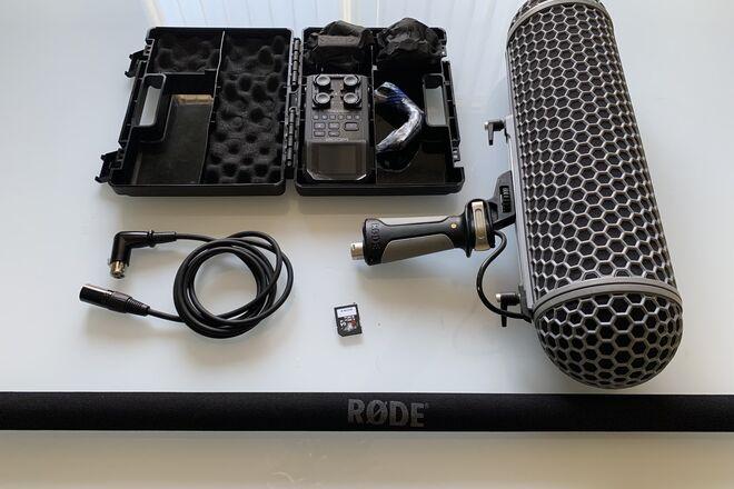 Rode Blimp + Zoom H6 Kit