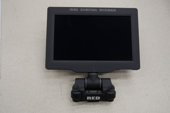 "DSMC2 RED Touch 7.0"" LCD"