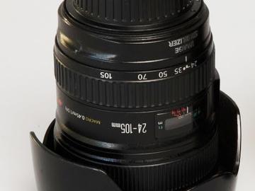 Rent: Canon 24-105 Lens