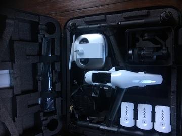 Rent: Inspire 1 drone w/ X5 camera