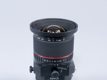 Rent: Rokinon Tilt-Shift 24mm f/3.5 for Sony E Mount