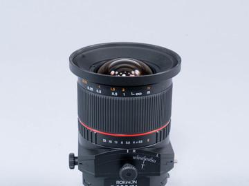 Rent: Rokinon Tilt-Shift 24mm f/3.5 for Sony E Mount