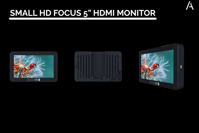 SmallHD Focus 5-in HDMI Monitor