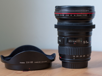 Rent: Canon 16-35mm 2.8L II (geared)