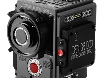 Rent: RED Scarlet-W w/ 4K ProRes Update