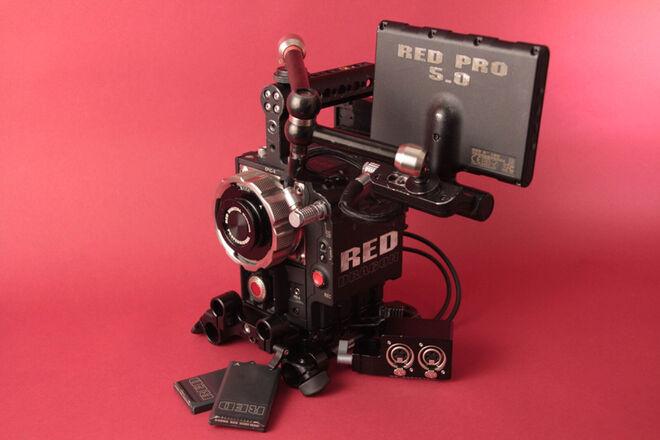 RED Epic Dragon 6K PL/EF Basic Package