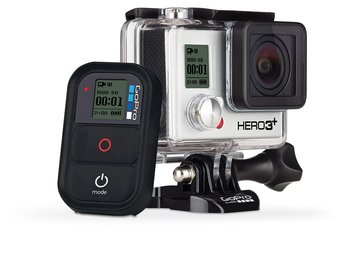 Rent: GoPro Hereo 3+ Black (64Gb MicroSD)