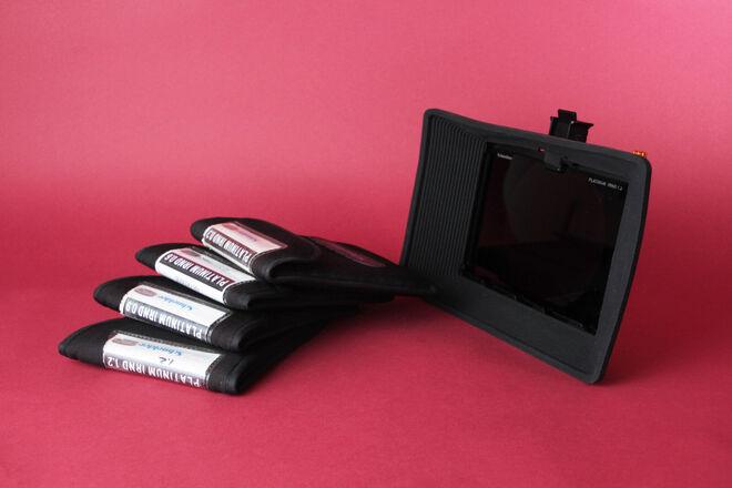 Schneider 4x5.65 Platinum IRND Set / Matte Box