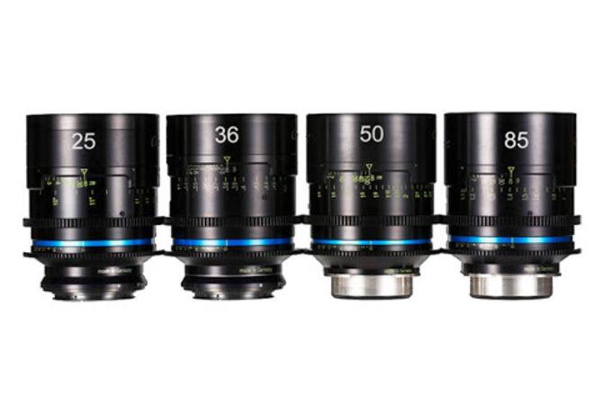 Celeres HS prime lens kit