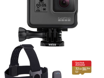 Rent: GoPro Hero 5 Black (1 of 2)