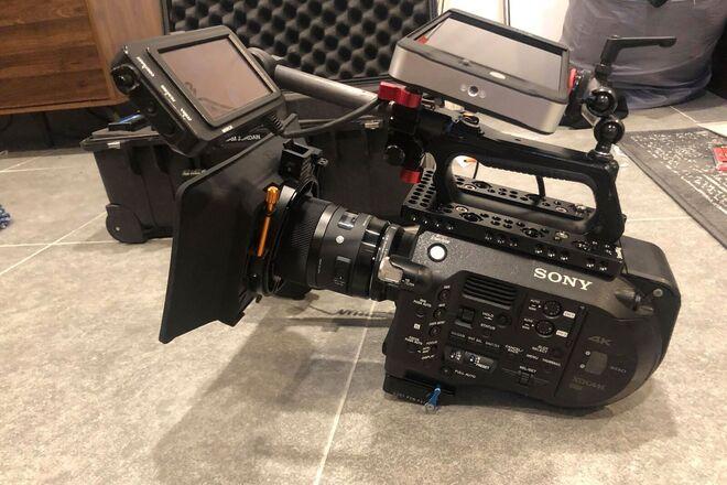 Sony PXW-FS7 XDCAM Super 35 Camera