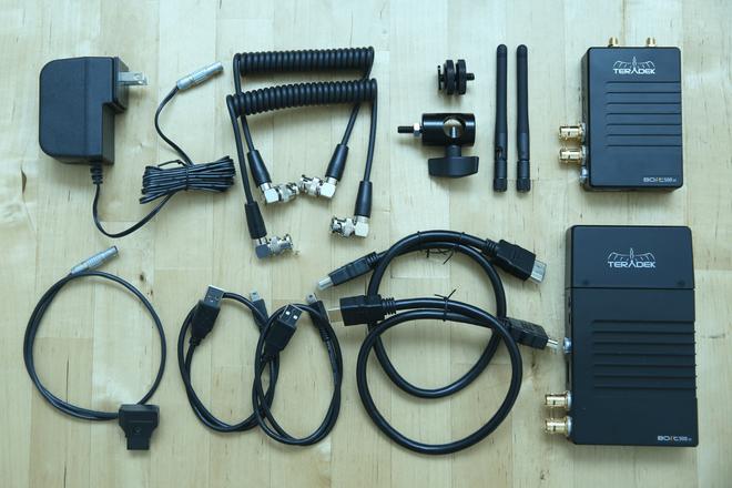 Teradek Bolt 500 XT Wireless Transmitter & Receiver