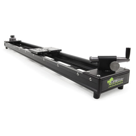 Kessler CineSlider 3-ft - With Crank Handle and Drag