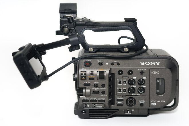 Sony PXW-FX9 Full Frame Camera (Body Only)