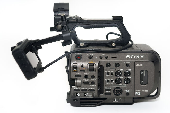 Sony PXW-FX9 Full Frame Camera (Body Only)
