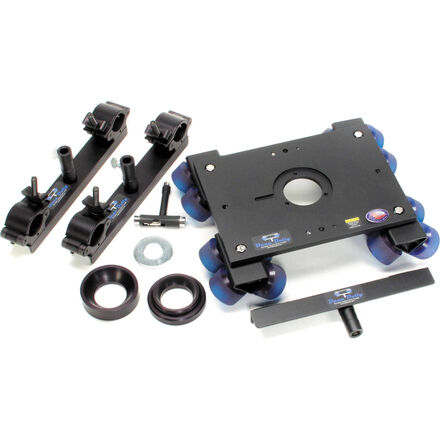 Dana Dolly Dolly Kit (w/ speed rail and stands)