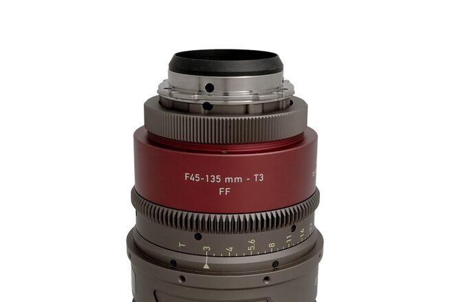Angenieux EZ-1 S35 30-90mm or FF 45-135mm T2 Cinema Lens
