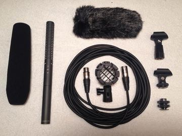 Rent: RODE NTG-2 Audio Kit