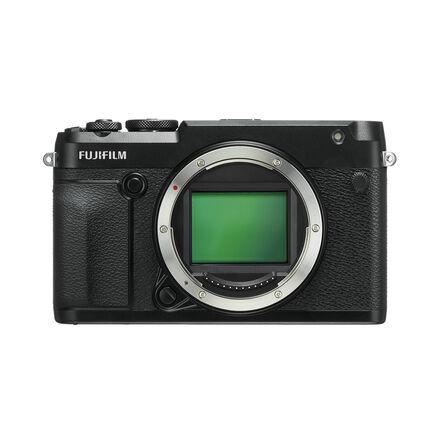 Fuji GFX 50R Mirrorless Medium Format Digital Camera