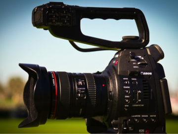 Rent: Canon C100 and Audio Package - Best Value!