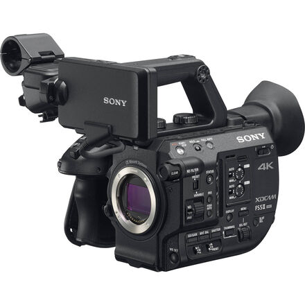 Sony FS5 Mark 2