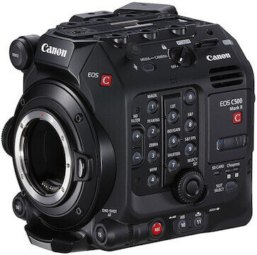 Canon EOS C500 Mark II - EF (Body Only)
