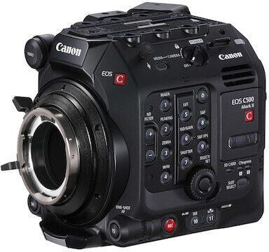 Canon EOS C500 Mark II - PL (Body Only)