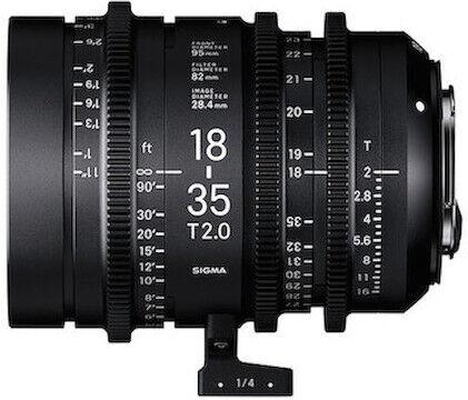 Sigma Cine 18-35mm T2 (Canon EF)