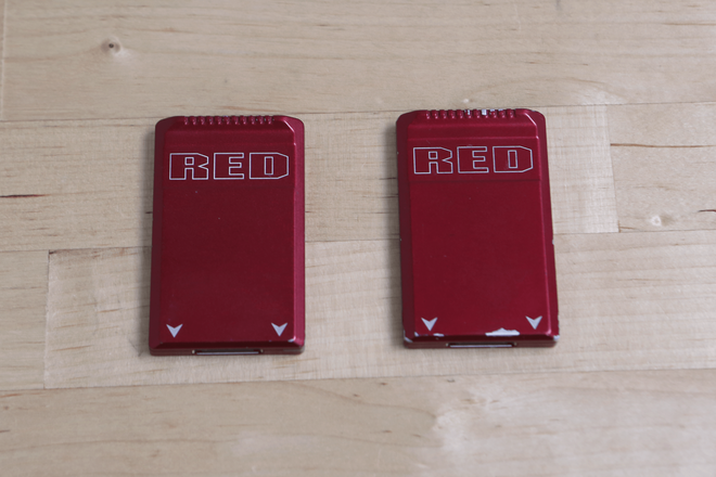 2 RED MINI-MAGs - 480GB